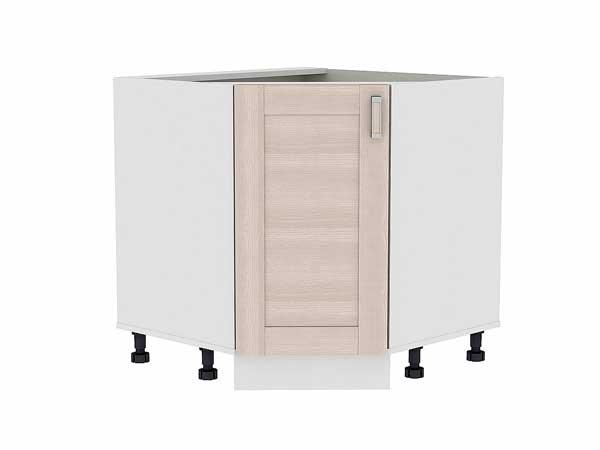 Шкаф нижний угловой (трапеция) Лофт