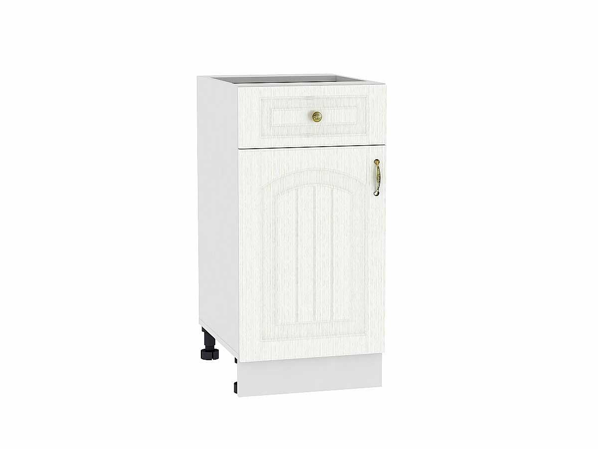 Шкаф нижний с 1-ой дверцей и ящиком Верона 400