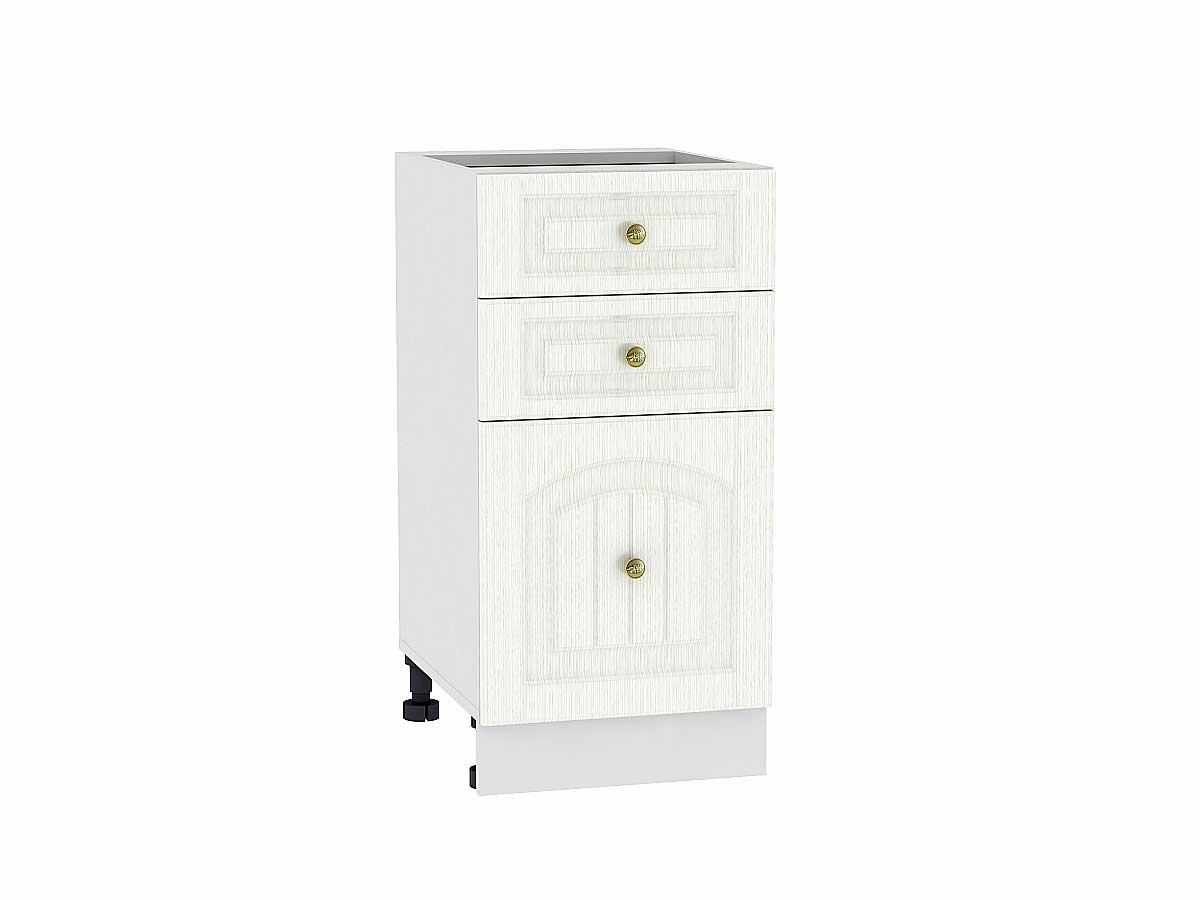 Шкаф нижний с 3-мя ящиками Верона 400