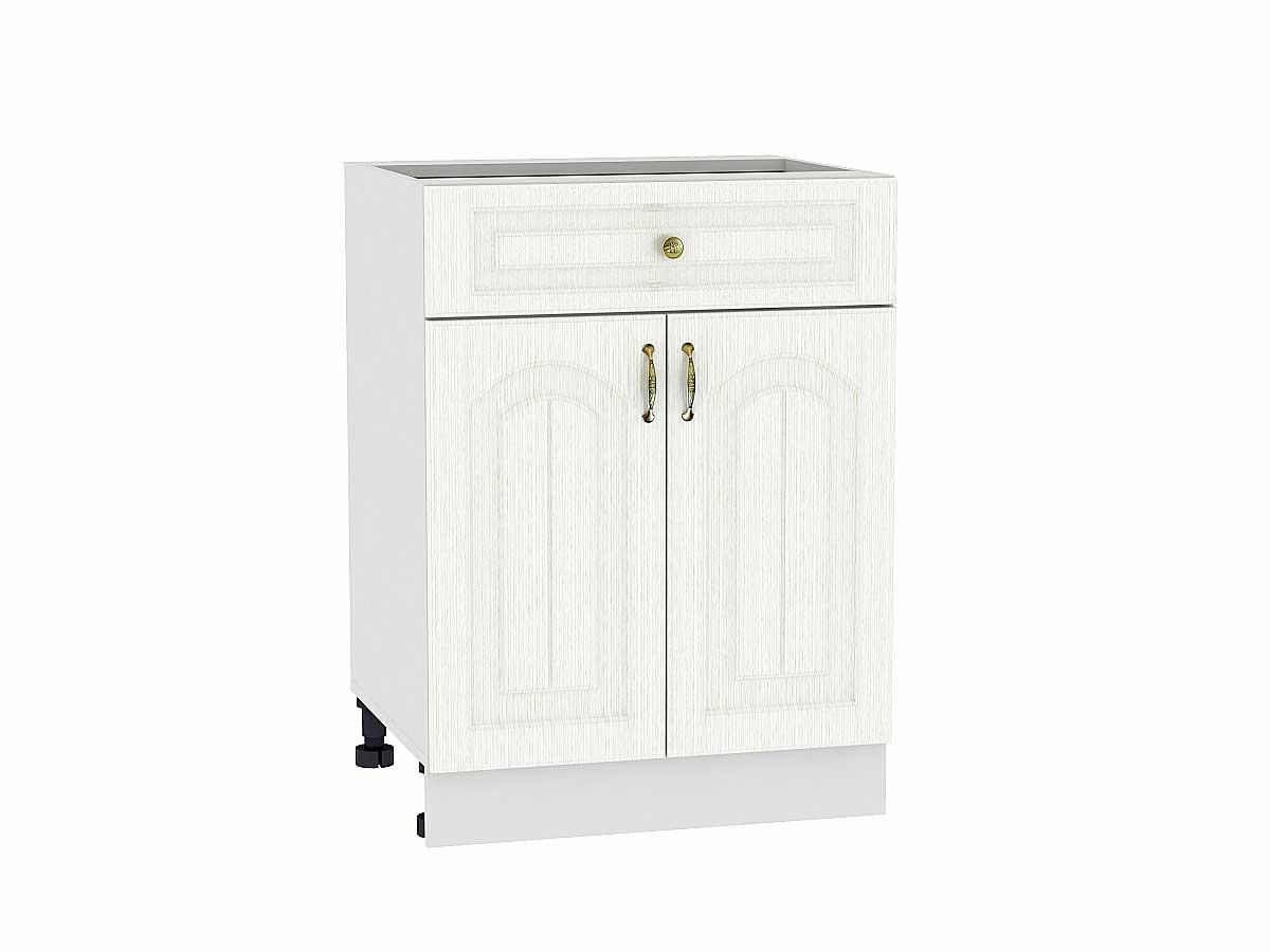 Шкаф нижний с 2-мя дверцами и ящиком Верона 600