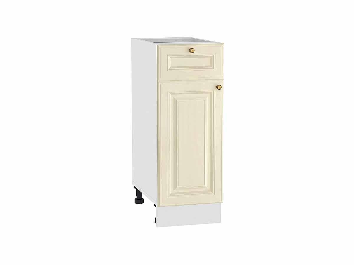 Шкаф нижний с 1-ой дверцей и ящиком Версаль 300