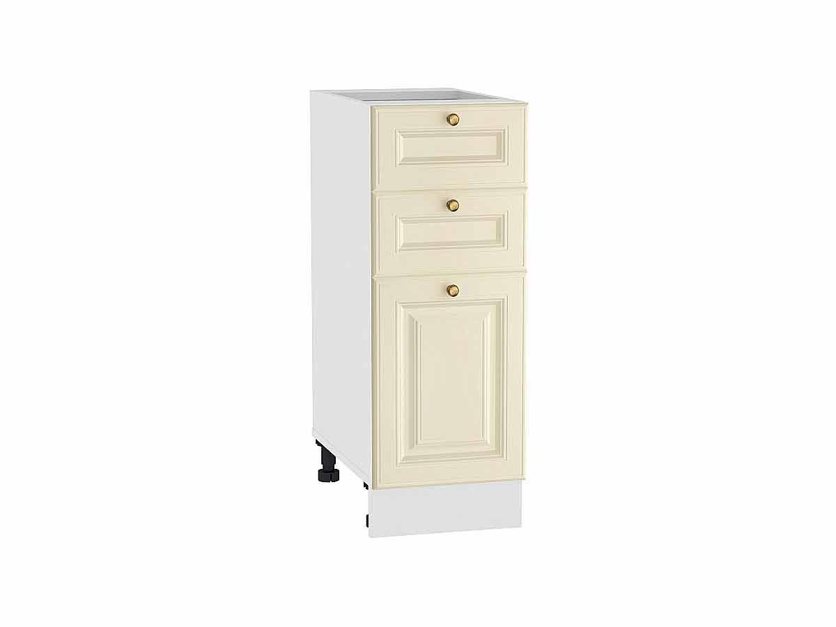 Шкаф нижний с 3-мя ящиками Версаль 300