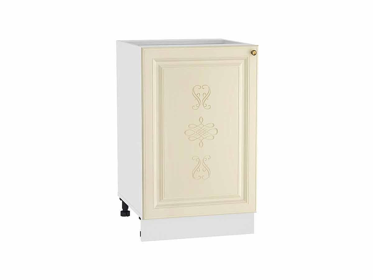 Шкаф нижний с 1-ой дверцей Версаль 500