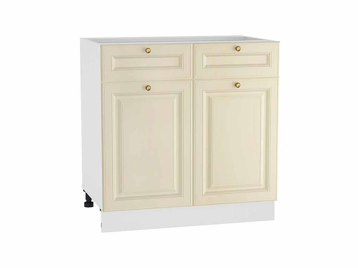 Шкаф нижний с 2-мя дверцами и 2-мя ящиками Версаль