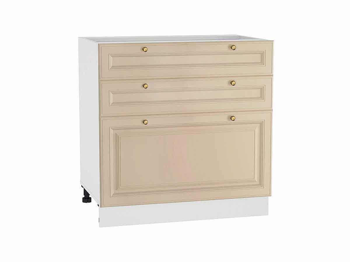 Шкаф нижний с 3-мя ящиками Версаль 800