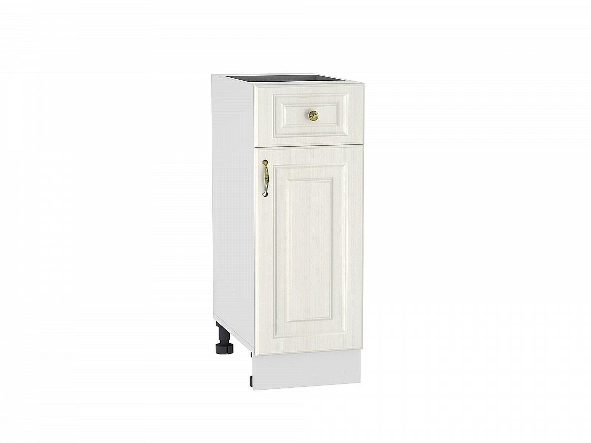 Шкаф нижний с 1-ой дверцей и ящиком Виктория/300