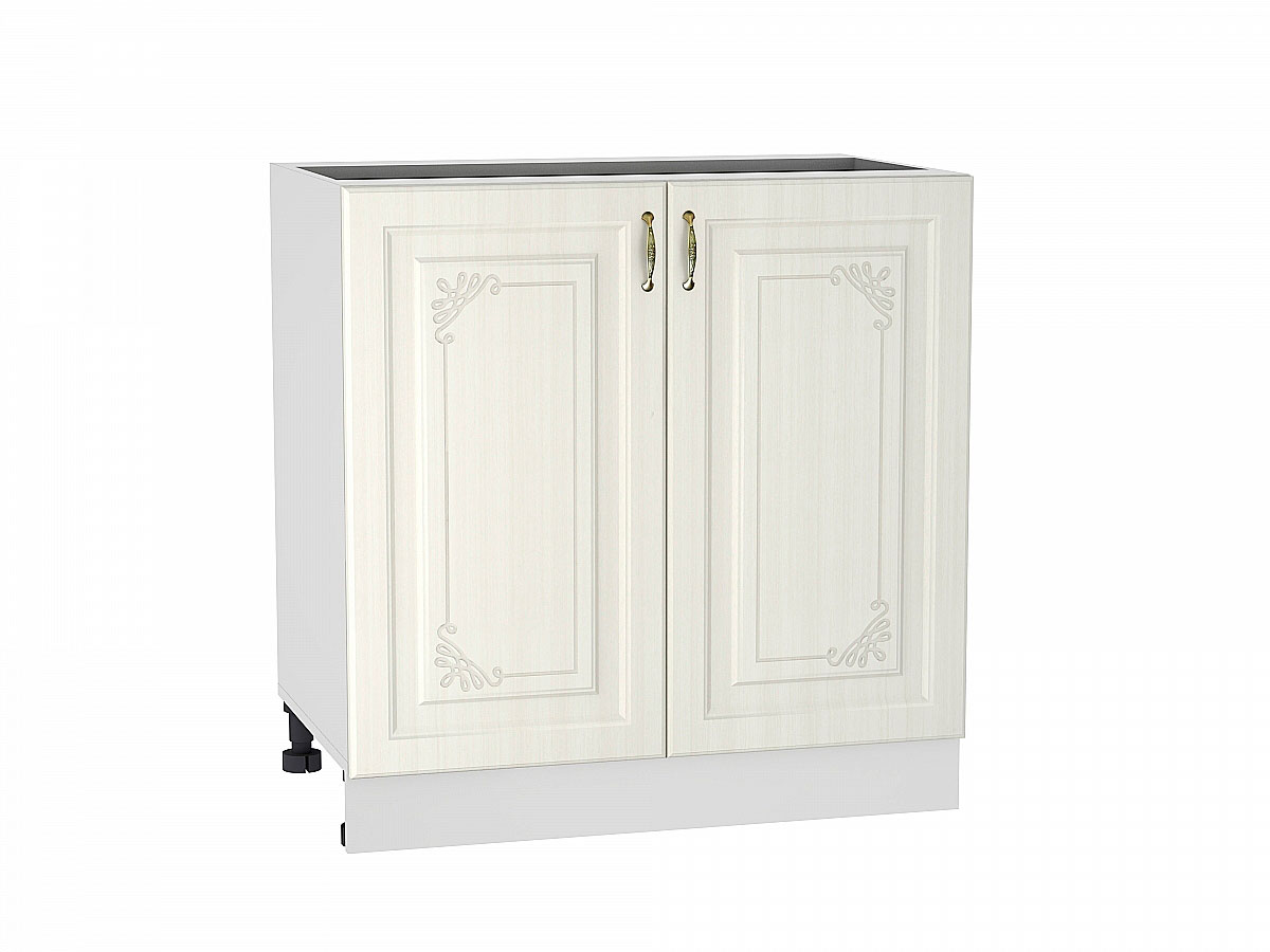 Шкаф нижний с 2-мя дверцами Виктория/800
