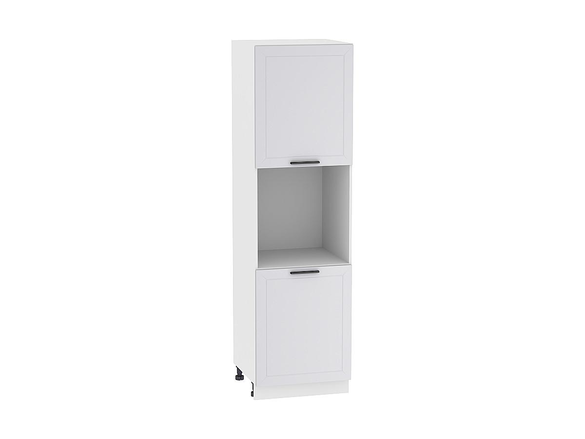 Шкаф пенал под бытовую технику с 2-мя дверцами Глетчер 600Н (для верхних шкафов высотой 920)