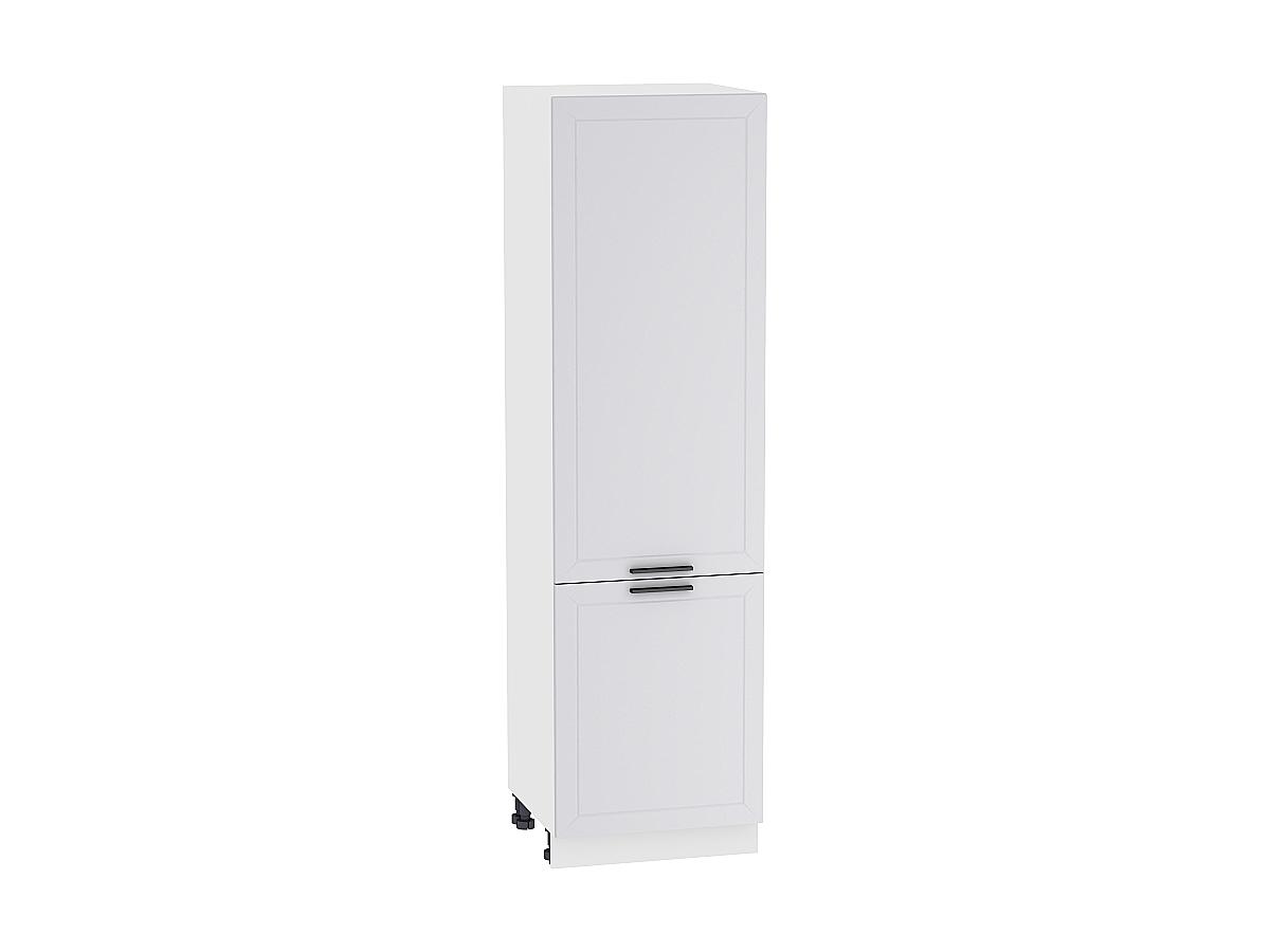 Шкаф пенал с 2-мя дверцами Глетчер 600 (для верхних шкафов высотой 720)