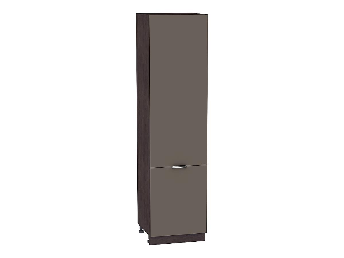 Шкаф пенал с 2-мя дверцами Терра 600 (для верхних шкафов высотой 720)