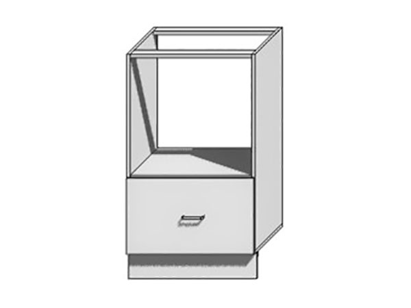 Шкаф нижний  Loft 600