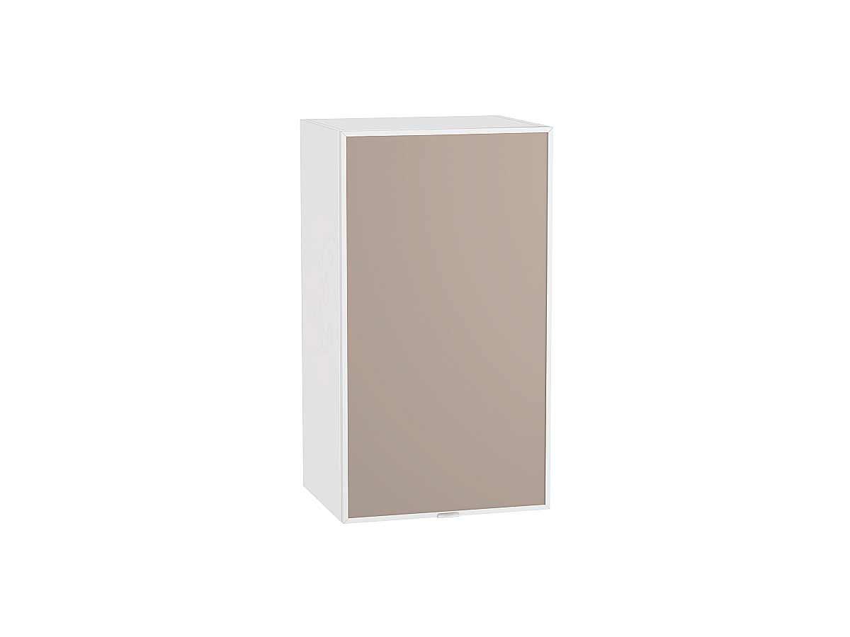 Шкаф верхний с 1-ой дверцей Фьюжн-AL 400