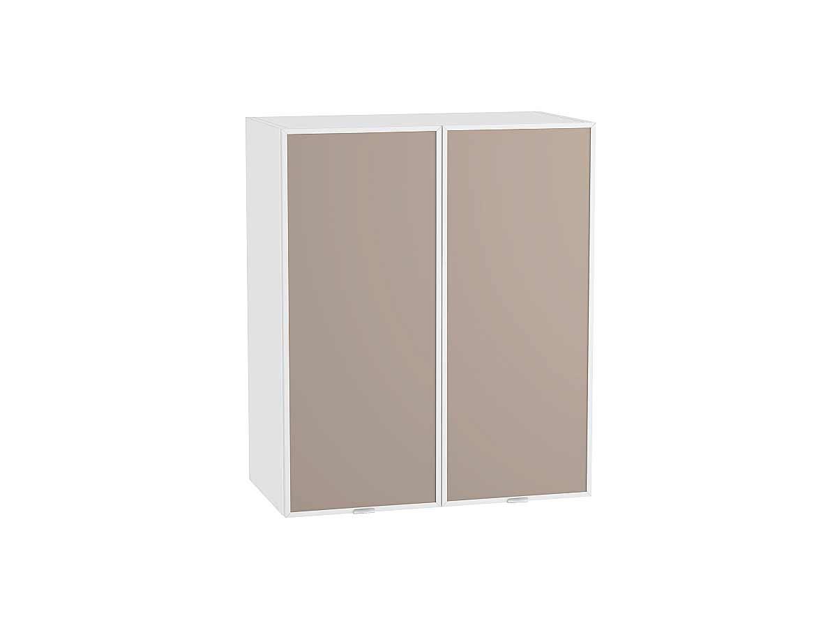 Шкаф верхний с 2-мя дверцами Фьюжн-AL 600