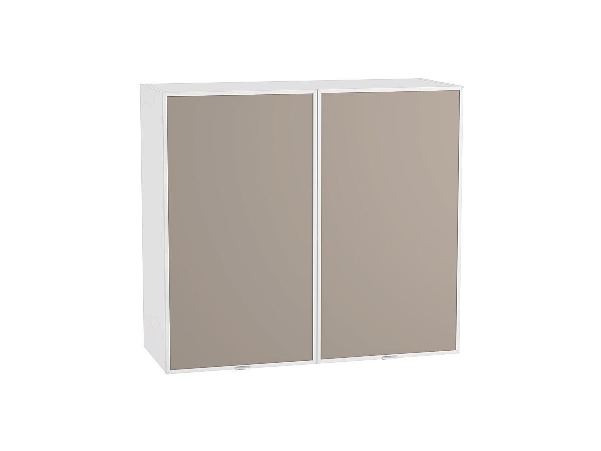 Шкаф верхний с 2-мя дверцами Фьюжн-AL 800