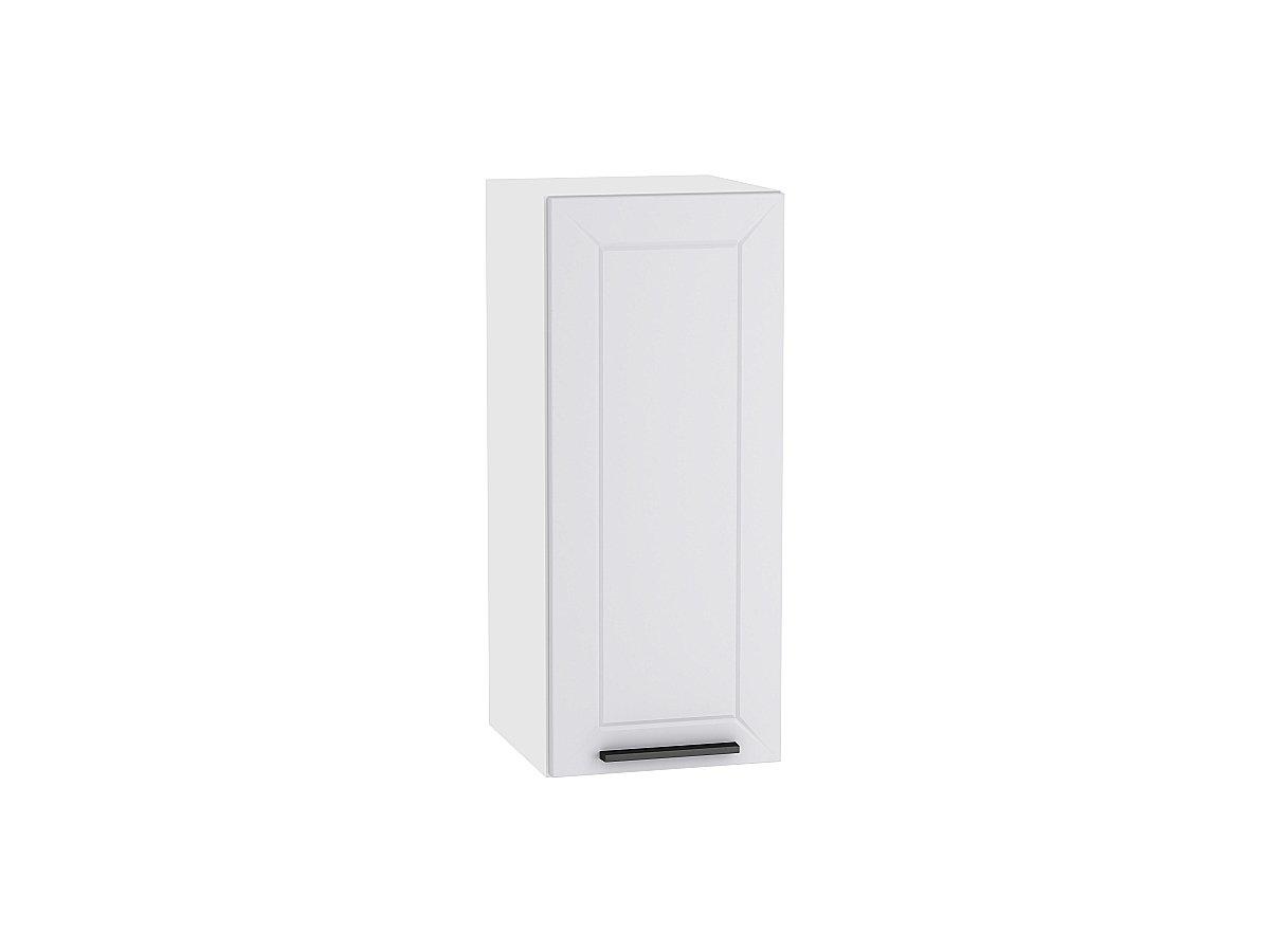Шкаф верхний с 1-ой дверцей Глетчер 300