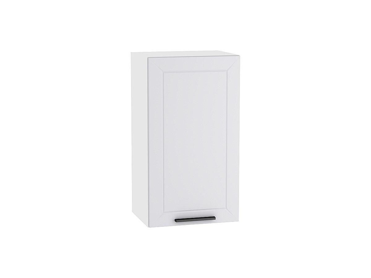 Шкаф верхний с 1-ой дверцей Глетчер 450