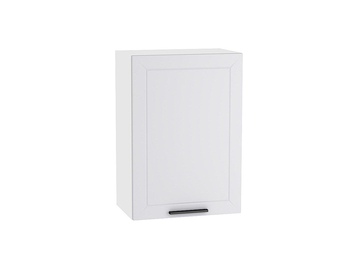 Шкаф верхний с 1-ой дверцей Глетчер 600