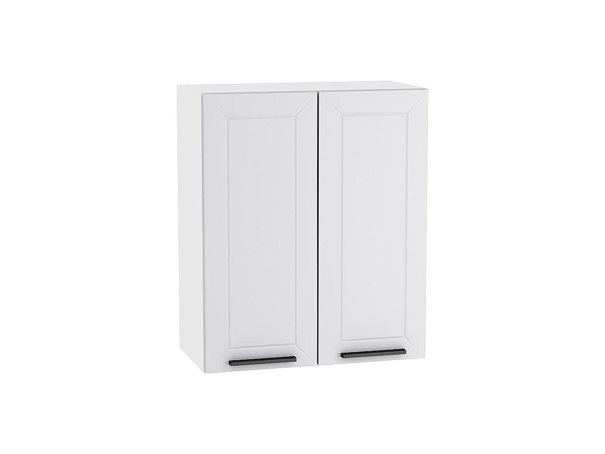 Шкаф верхний с 2-мя дверцами Глетчер 600