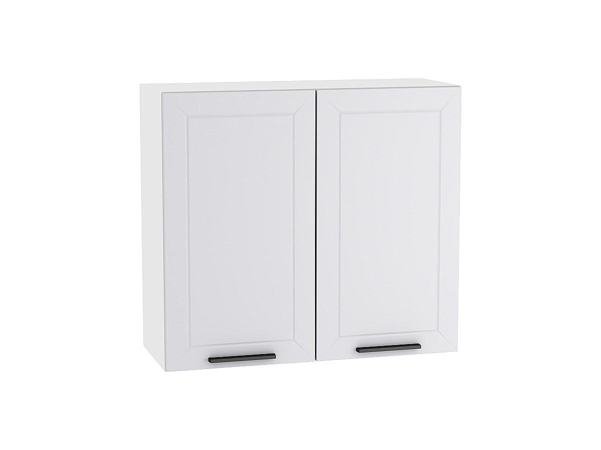 Шкаф верхний с 2-мя дверцами Глетчер 800