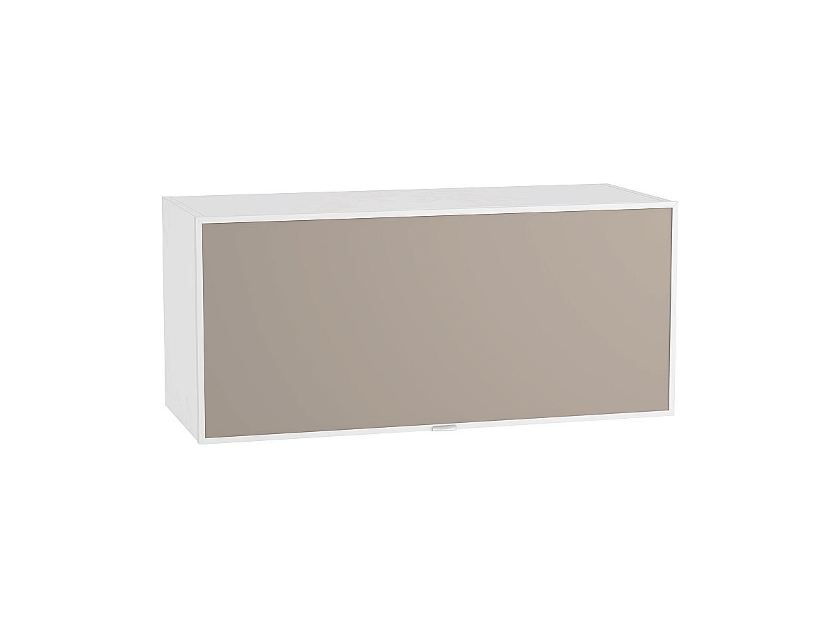 Шкаф верхний горизонтальный Фьюжн-AL 800