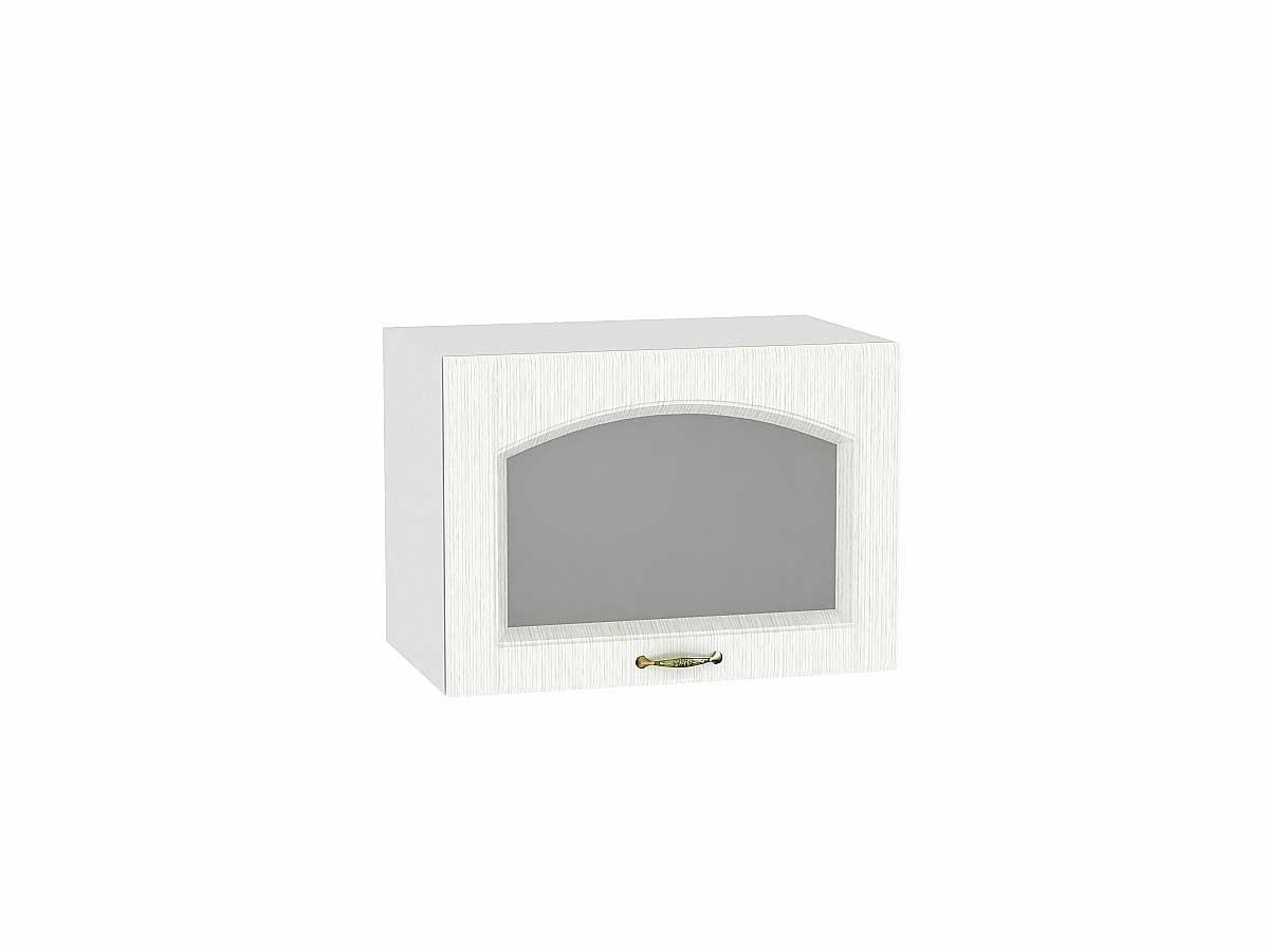 Шкаф верхний горизонтальный остекленный Верона 500
