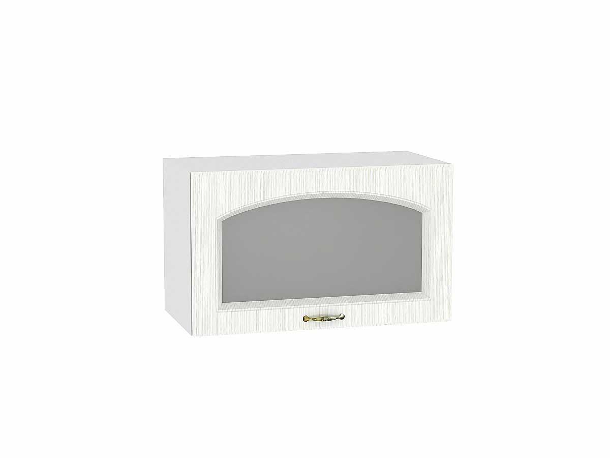 Шкаф верхний горизонтальный остекленный Верона 600