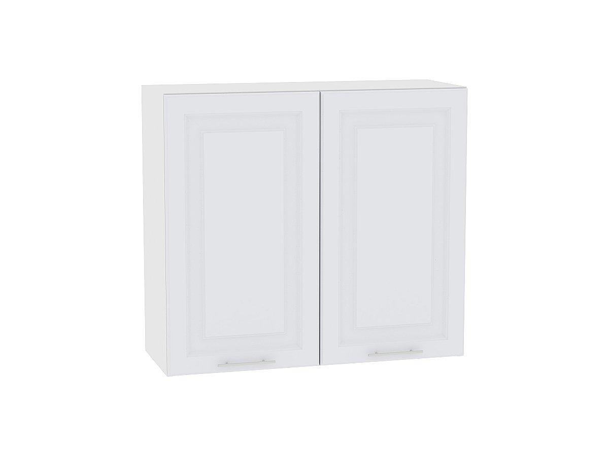 Шкаф верхний с 2-мя дверцами Ницца Royal 800