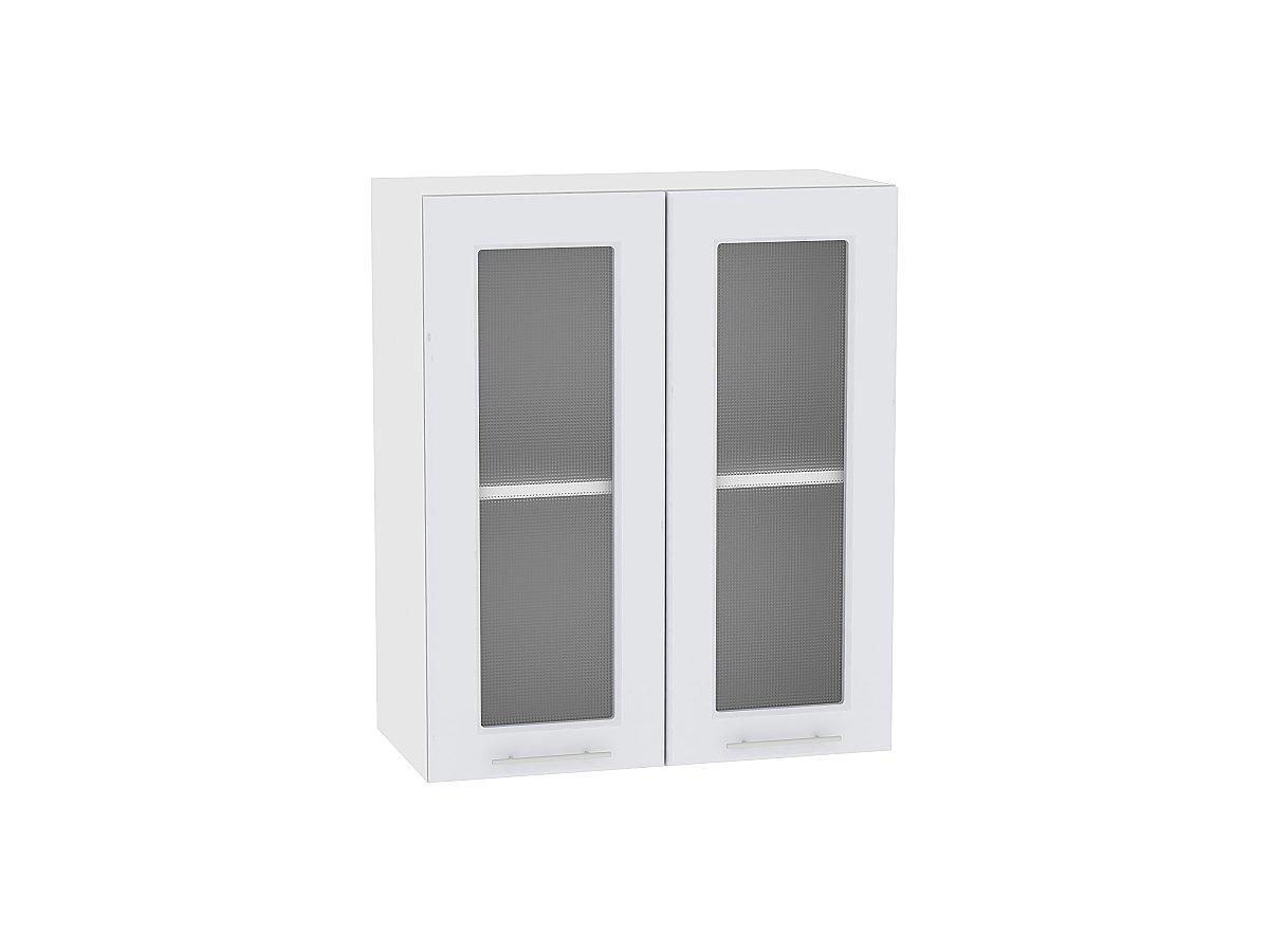 Шкаф верхний с 2-мя остекленными дверцами Ницца Royal 600