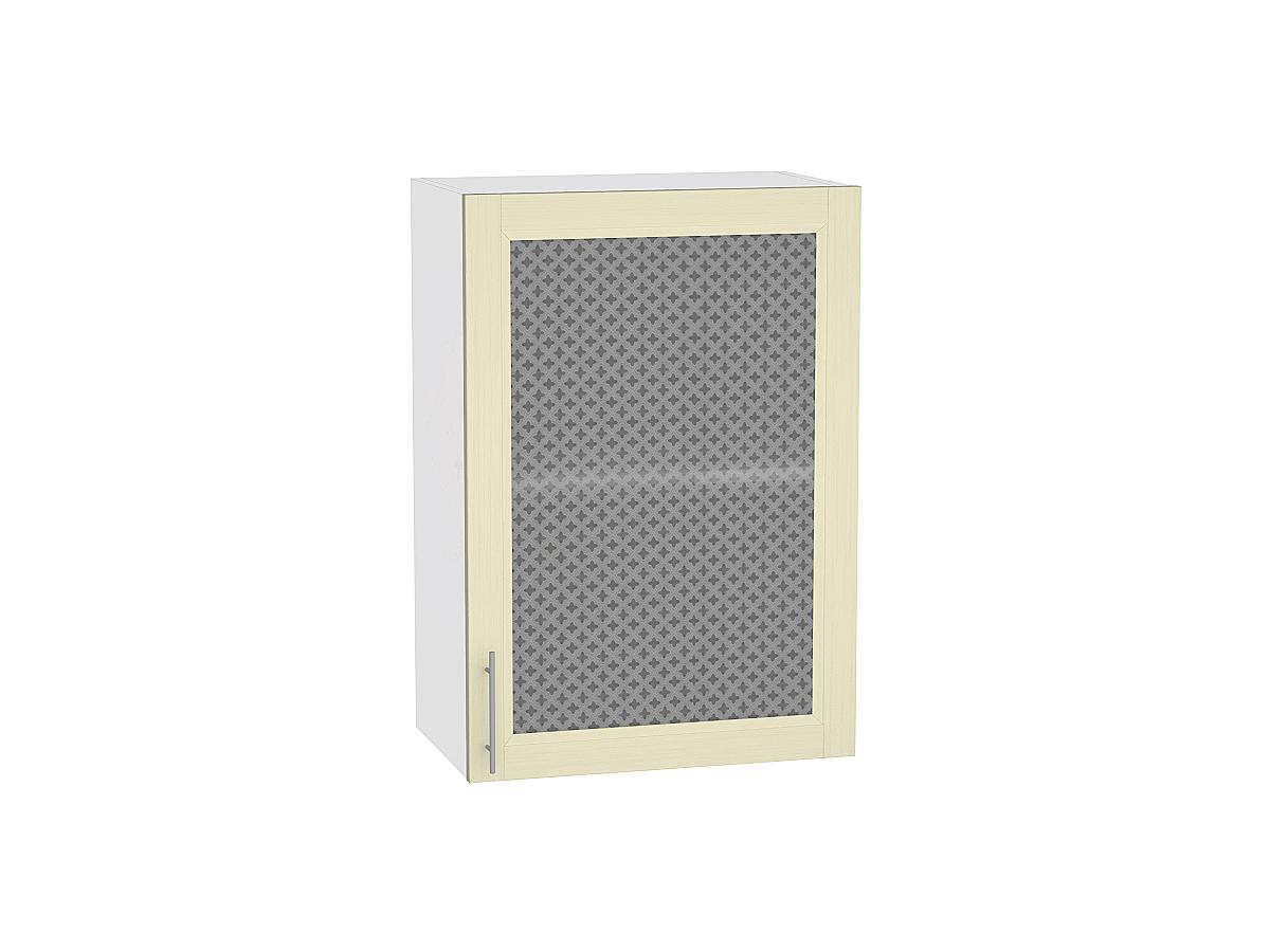 Шкаф верхний с 1-ой остекленной дверцей Сканди 920 500