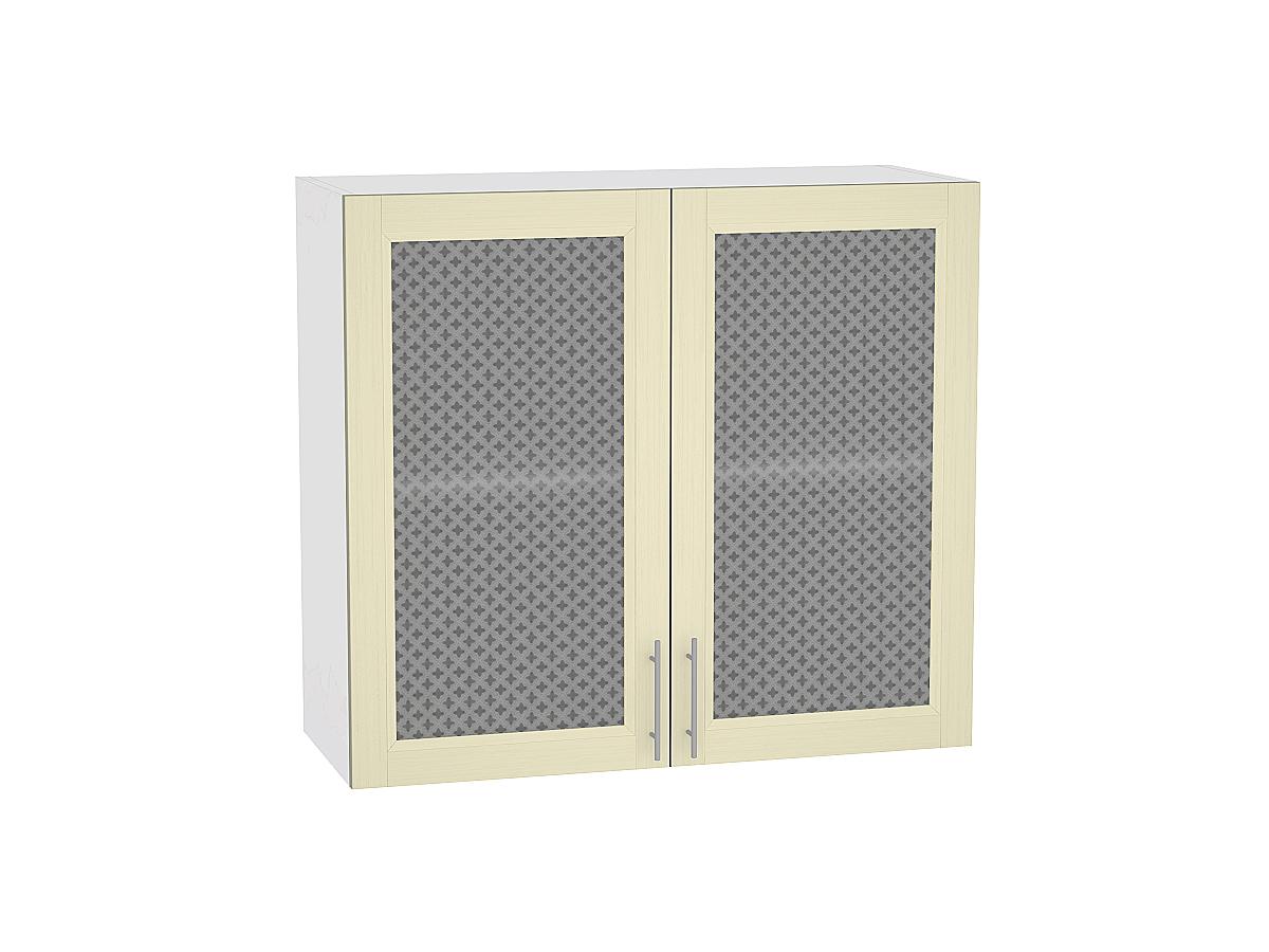Шкаф верхний с 2-мя остекленными дверцами Сканди 920 800