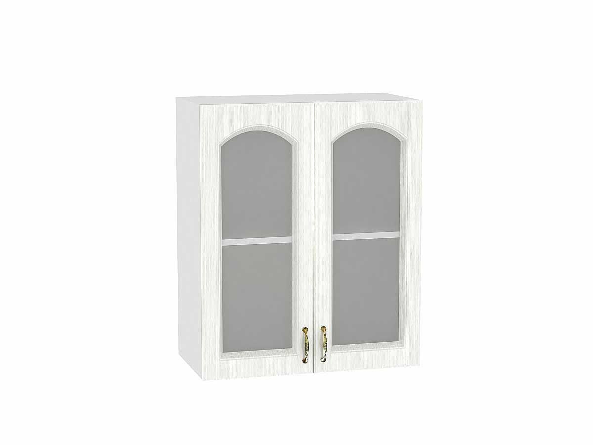 Шкаф верхний с 2-мя остекленными дверцами Верона 600
