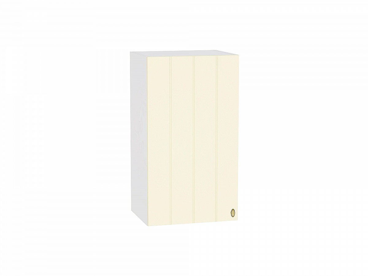 Шкаф верхний с 1-ой дверцей Прованс 450