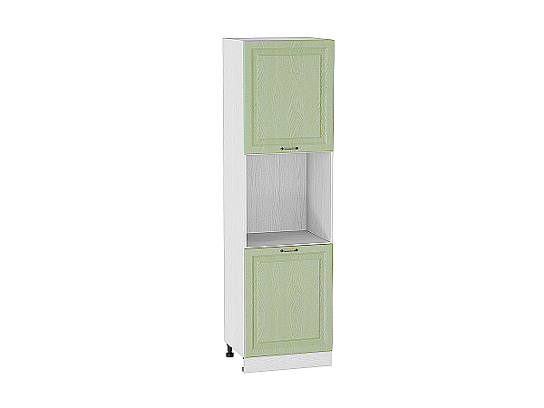 Шкаф пенал под бытовую технику с 2-мя дверцами Ницца 600Н (для верхних шкафов высотой 920)