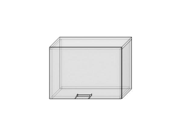 Шкаф верхний горизонтальный Валерия-М 500