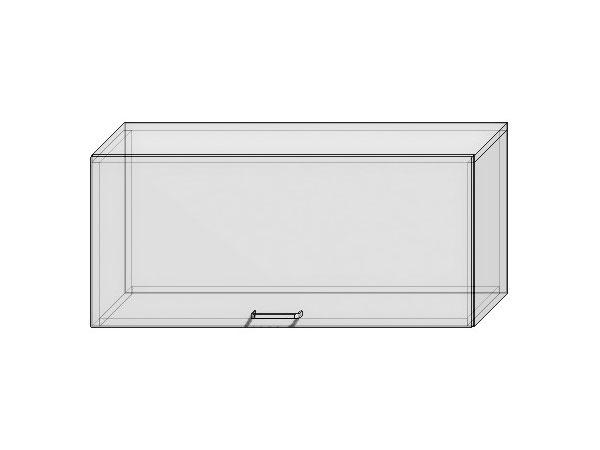 Шкаф верхний горизонтальный Валерия-М 800