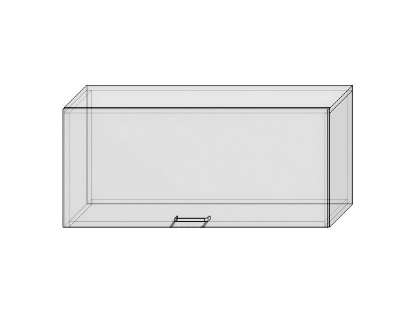 Шкаф верхний горизонтальный Вита ПГ 800