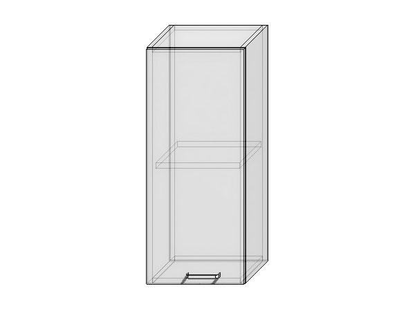 Шкаф верхний с 1-ой дверцей Валерия-М 300х920